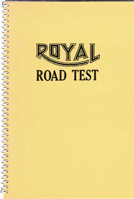 royal road test
